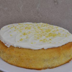 Lemon Sponge Cake by Lathams